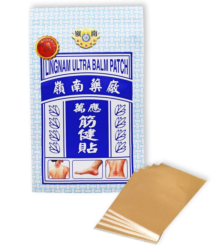 Ling Nam Ultra Balm Patch
